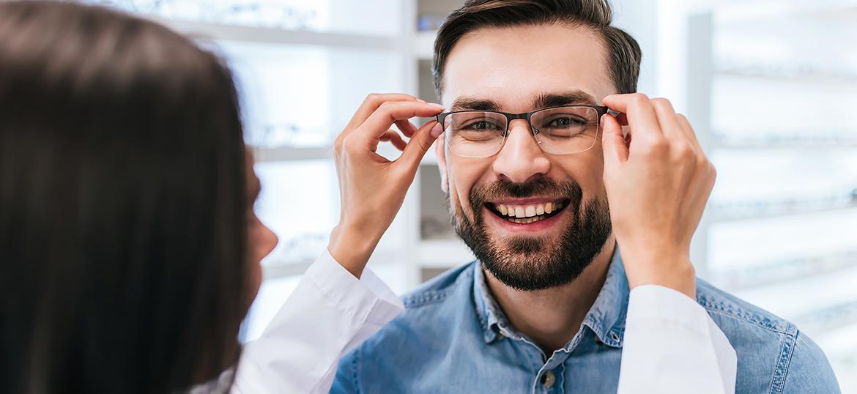 Como escolher a melhor lente para seus óculos?